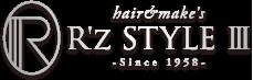 ヘア&メイク R'Z STYLE Ⅲ の挑戦者求む!!